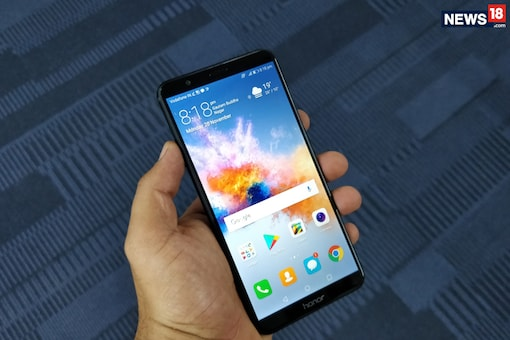 Honor 7X Android 8.0 Oreo Update With EMUI 8.0 is Now Rolling Out in India  (Image: Siddhartha Sharma/ News18.com)