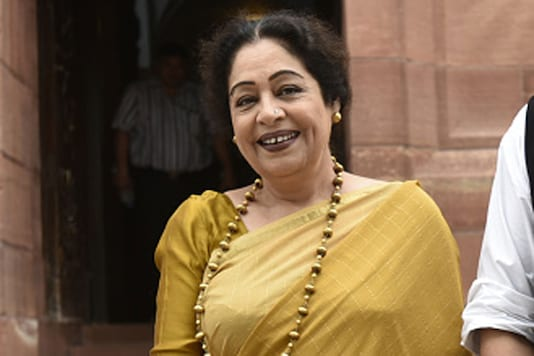 File photo of  BJP MP Kirron Kher (Getty Images)
