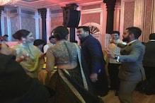 Virat Kohli, Anushka Sharma Burn the Dance Floor at Zaheer's Reception