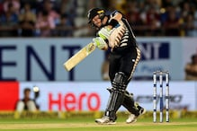 Unsold at IPL Auction, Guptill Slams Fastest T20I Ton for New Zealand