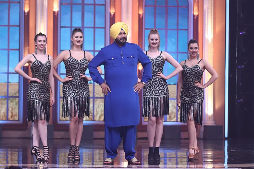 Navjot Singh Sidhu Axed from The Kapil Sharma Show Following