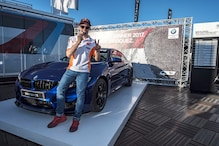 MotoGP Champion Marc Marquez Wins BMW M4 CS at BMW M Awards
