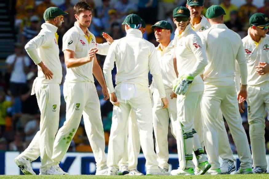 In Pics, Ashes 2017, Australia vs England, 1st Test Day 1