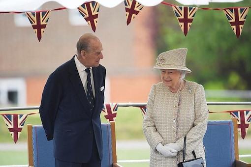 Britain's Queen Elizabeth and Prince Philip. (Reuters)