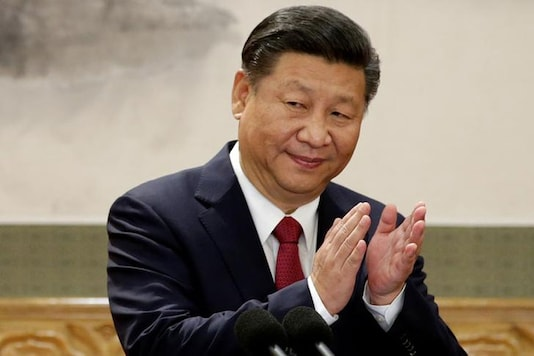 File photo of Chinese President Xi Jinping. (Reuters)