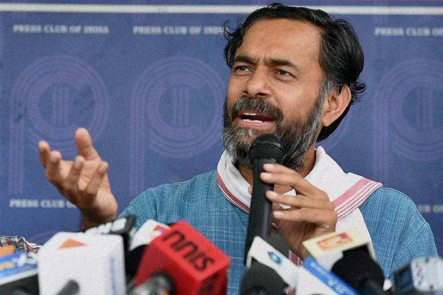 Yogendra Yadav Writes to IAS Association, Pleads for Normalcy Between CM and Officers