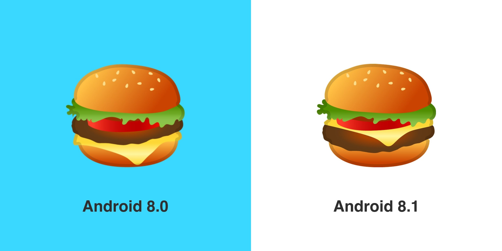 burger emoji android