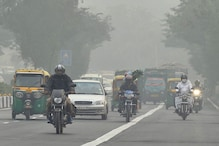 Delhi Air Quality Improves to 'Poor' Level After Overnight Drizzle