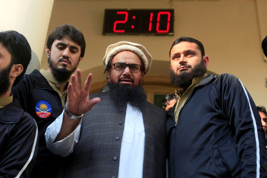 26/11 Mastermind Hafiz Saeed Mocks US Ban on His Political Outfit, Raises Kashmir Bogey Again