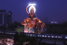 Consider Airlifting 108-Foot Hanuman Statue to Tackle Congestion, Says HC