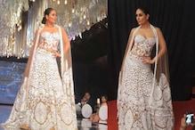 Kareena Kapoor Khan Looks Like A Goddess As She Turns Showstopper For Manish Malhotra