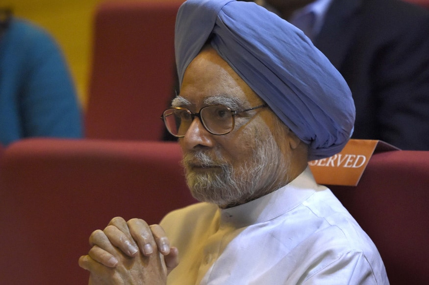 Congress Chief Ministers Consult Manmohan Singh Over Issues to be Raised at NITI Aayog