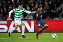 Champions League: Neymar Turns it On as Seven-up PSG Destroy Celtic
