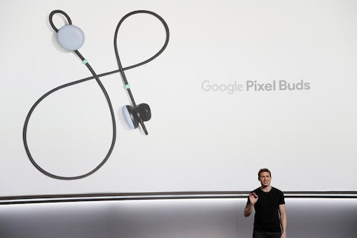 Google begins shipping wireless Pixel Buds (image: Reuters)