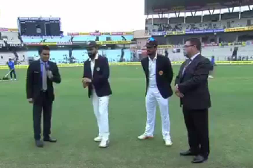 In Pics, India vs Sri Lanka, 1st Test Day 1