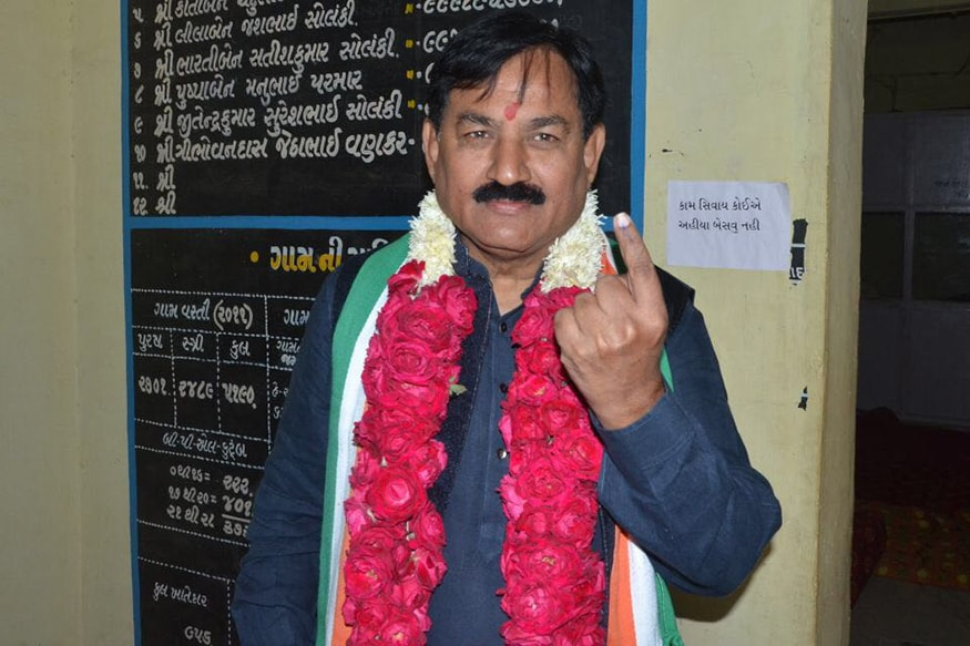 Gujarat Congress Chief Bharatsinh Solanki Rejects Resignation Rumours