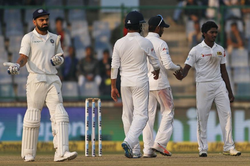 In Pics, India vs Sri Lanka, 3rd Test, Day 1