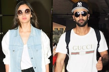 Unaffected by Fake Wedding Card, Alia Bhatt-Ranbir Kapoor Make the Most of Their London Vacay