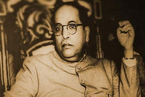 Bhimrao Ramji Ambedkar served as India's law minister from 1947-1951. (Image: Getty Images)