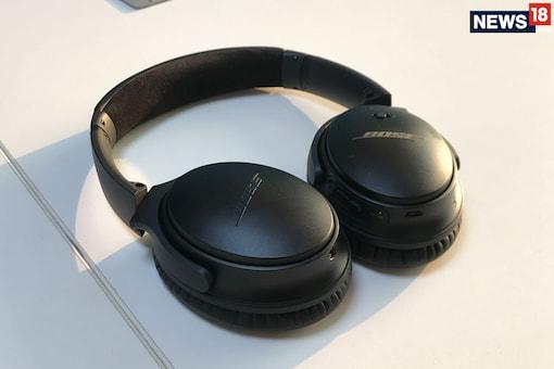 Bose QuietComfort 35 II Wireless Headphones Review - Best in class noise cancellation headphones. (Image: Sarthak Dogra/ News18.com)