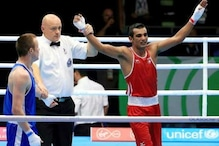 Indian Boxers Strike Gold at Galym Zharylgapov Boxing Tournament