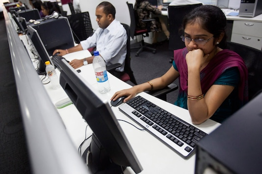 It is an irony that the Congress which is responsible for the IT boom in Bengaluru made no serious attempt to appeal to IT professionals. (Reuters)