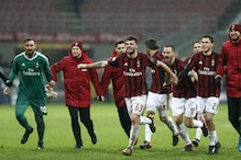 AC Milan's Patrick Cutrone Dumps Inter Milan Out of Italian Cup