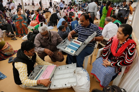 The plea asks that VVPAT slips of at least 50 per cent of voting machines in each assembly constituency be checked randomly. (Representative Image)