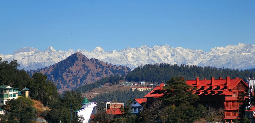Dhanaulti, a small Uttarakhand Town is Becoming a Major Tourist Destination