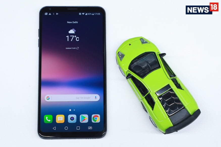 LG V30+ Review: The LG Phone You'll Prefer Over OnePlus 5T