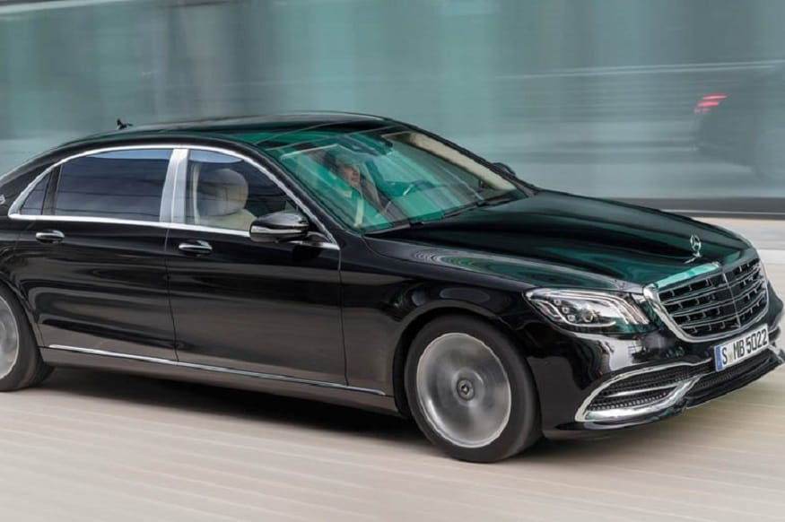 2018 Mercedes-Benz S-Class Maybach. (Image: Mercedes-Benz)