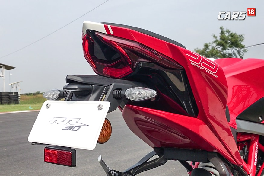 TVS-Apache-RR-310-Review-Tail-light