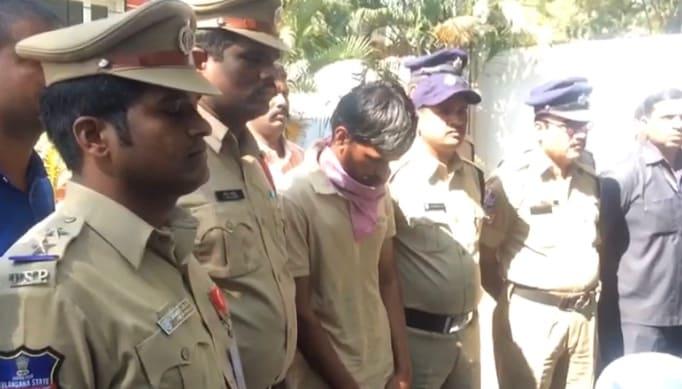 Telangana crime