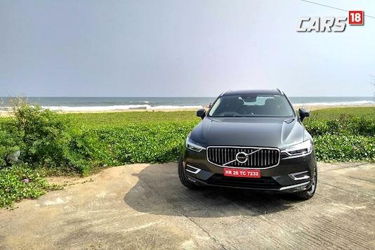 Volvo XC60 SUV. (Image: Arjit Garg/News18.com)