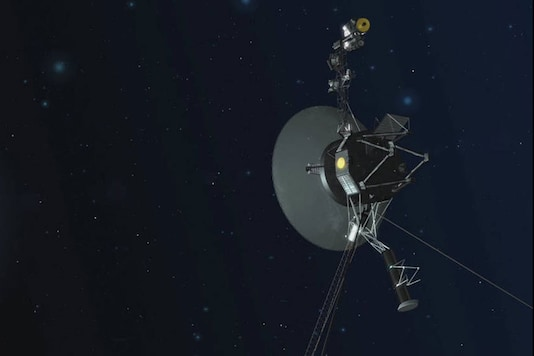 Voyager, depicted in this NASA artist concept handout image, is still sending data back to Earth daily, more than 40 years after its launch (Representative image/Credit: NASA/JPL-Caltech)