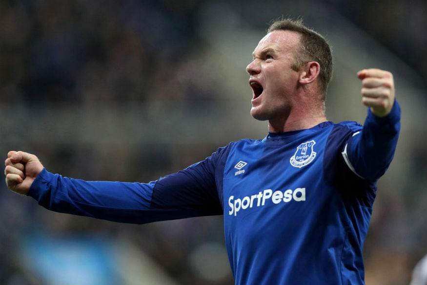 5f83be235 Wayne Rooney Completes MLS Switch