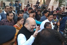 Amit Shah Votes in Gujarat's Naranpura, Asks People to Continue Development Journey