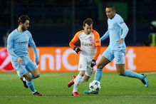 Champions League: Brazilians Fire Shakhtar into Last 16 With Win Over Man City