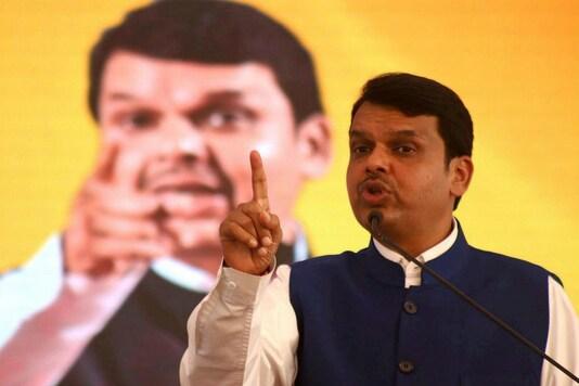 File photo of Maharashtra CM Devendra Fadnavis.