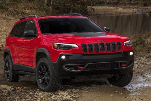 2019 Jeep Cherokee. (Image: Jeep)