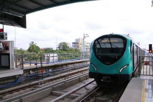 Photo credits:  Kochi Metro @KochiMetroRail | Facebook