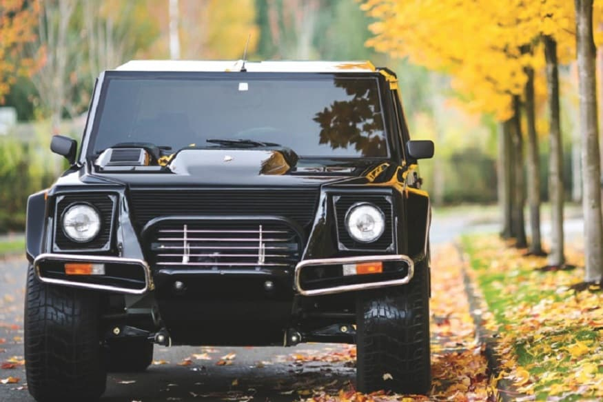 Lamborghini S First Suv Lm002 Sold For 467 000 More Expensive Than