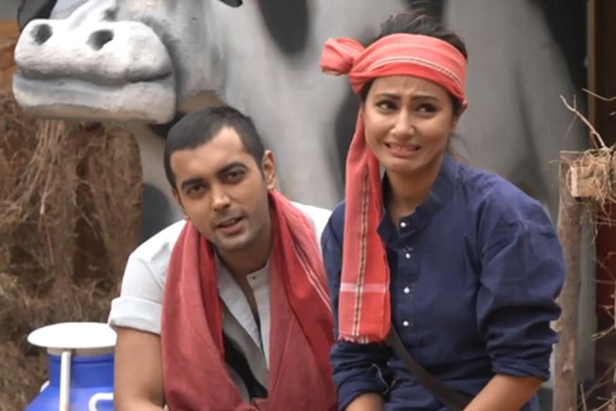 Bigg Boss 11: Hina Khan And Luv Tyagi Are Friends Again; Twitter Is Happy With Luvina's Patch-up