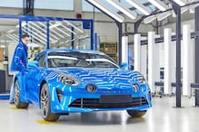Renault's New Facility to Produce up to 6,000 Alpine Sports Car Per Year