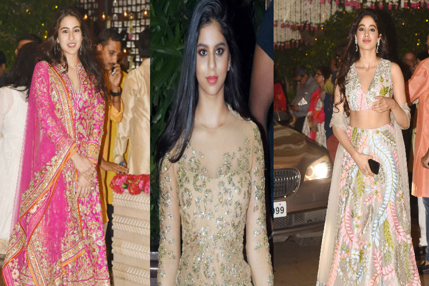 5f60718cd6 Yearender 2017: A Look At How Bollywood's Next Gen Stars Made A Fashion  Statement