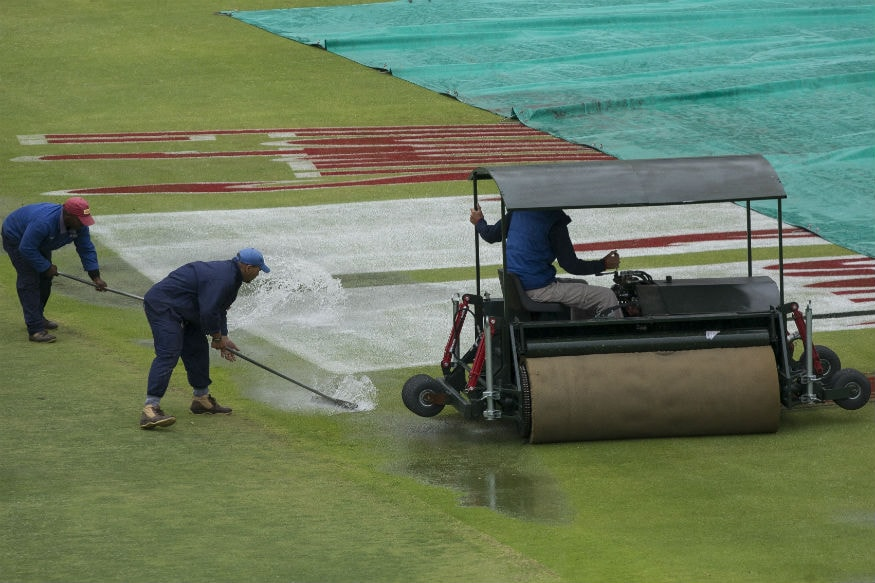 In Pics, South Africa vs India, First Test, Day 3 at Cape Town