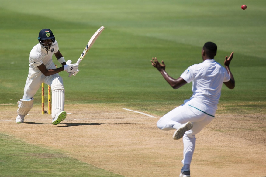 In Pics, South Africa vs India, Second Test, Day 5 at Centurion
