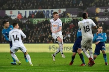 Swansea Boost Survival Hopes and Dent Arsenal's Top Four Chances