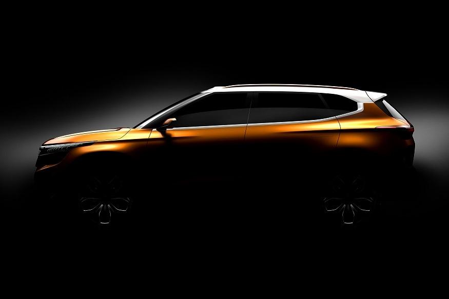 Kia SP Concept. (Image: Kia)