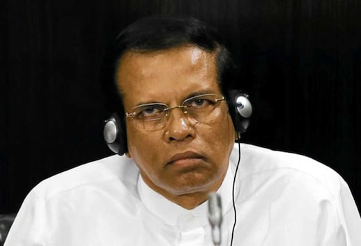 File photo of Sri Lankan President Maithripala Sirisena.  (Photo: Reuters/Dinuka Liyanawatte)